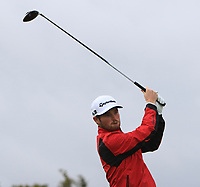 Cormac Sharvin (NIR) on the 11th tee during Round 2 of the Bridgestone Challenge 2017 at the Luton Hoo Hotel Golf &amp; Spa, Luton, Bedfordshire, England. 08/09/2017<br /> Picture: Golffile | Thos Caffrey<br /> <br /> <br /> All photo usage must carry mandatory copyright credit     (&copy; Golffile | Thos Caffrey)