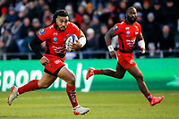 Ma'a Nonu of Toulon during the European Champions Cup match between RC Toulon and Bath on December 9, 2017 in Toulon, France. (Photo by Guillaume Ruoppolo/Icon Sport)