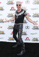 LOS ANGELES, CA, USA - APRIL 23: Dee Snider at the 2014 Revolver Golden Gods Award Show held at Club Nokia on April 23, 2014 in Los Angeles, California, United States. (Photo by Xavier Collin/Celebrity Monitor)