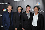 "WEST HOLLYWOOD, CA. - February 22: Ron Howard, Jason Katims, David Nevins and Brian Grazer attend the Los Angeles premiere of ""Parenthood"" at the Directors Guild Theatre on February 22, 2010 in West Hollywood, California."