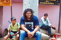 Fun & Self Discovery with Australian Footballer Jamal Idris in India - for SUNDAY TELEGRAPH Sydney
