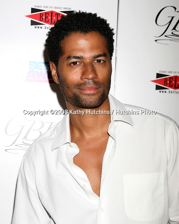 Eric Benet at the BET Awards GBK Gifting Lounge outside the Shrine Auditorium in Los Angeles, CA on.June 23, 2008.©2008 Kathy Hutchins / Hutchins Photo .