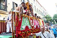 The Ratha Yatra Festival 2016