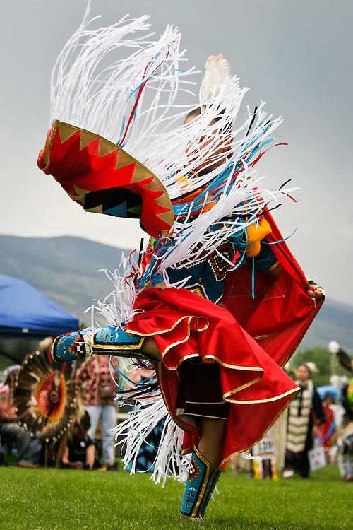 Buffalo Bill Historical Center holds the Plains Indian Museum Powwow in June.