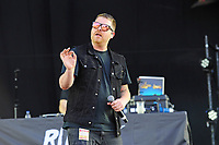 LONDON, ENGLAND - JUNE 30: El-P of 'Run the Jewels' performing at Finsbury Park on June 30, 2018 in London, England.<br /> CAP/MAR<br /> &copy;MAR/Capital Pictures