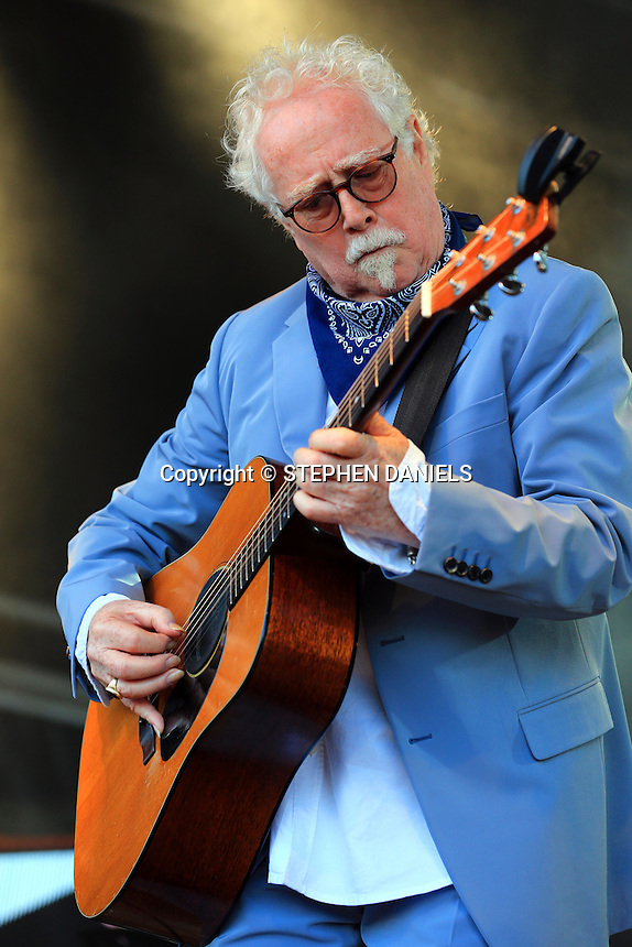 Photo by © Stephen Daniels 13/06/2015<br /> Rock 'N' Horse Power Concert at Hurtwood Park Polo Club, Ewhurst, Surrey for Prostate Cancer UK.<br /> Jim Cregan