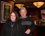 Diane and Chris Prince during the Sheep Dip 54 Show at the Eldorado Hotel & Casino on Friday night, Jan. 12, 2018.