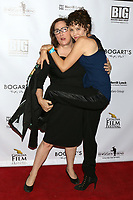 LOS ANGELES - SEP 26:  Jillian Armenante, Reiko Aylesworth at the 2019 Catalina Film Festival - Thursday - Dark Harbor World Premiere at the Queen Mary on September 26, 2019 in Long Beach, CA