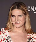 LOS ANGELES, CA - NOVEMBER 04: Actor/model Hari Nef attends the 2017 LACMA Art + Film Gala Honoring Mark Bradford and George Lucas presented by Gucci at LACMA on November 4, 2017 in Los Angeles, California.