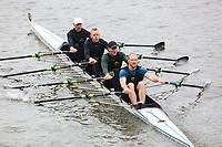 Crew: 19  Dart Totnes (Burridge)  D 4x<br /> <br /> Vet Fours Head 2019
