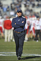 12 November 2011:  Penn State interim head coach Tom Bradley. .The Nebraska Cornhuskers defeated the Penn State Nittany Lions 17-14 at Beaver Stadium in State College, PA..