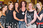 Christmas: Having a great night on Womens Christmas in The Grand Hotel, Tralee, were Julie Greaney, Karen Broderick, Josie Lane, Deirdre Doyle, Tara Lane and Sharline Doody, all from Abbeyfeale..