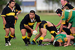 Counties Manukau Premier Club Rugby, Drury vs Bombay played at the Drury Domain, on the 14th of April 2006. Bombay won 34 - 13.