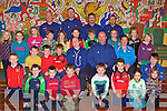 Attending the inaugoral meeting of the 3rd Kerry Milltown Scouts in the Community hall Tuesday night was front row l-r: Linus O?g Burke, Joesph Hunt, CJ Cronin, David Leen, Jason Dinham, Kelly O'Connor, Grace O'Mahony. Second  row: Adam Scanlon, Dylan O'Neill, Fionn Lidder, Martin Foley, Caroline McCarthy, Brian Clarke, Sheila O'Connor, Liam Cronin. Third row: Hannah McGlynn, Niamh Farrell, Sarah Jane Foley, Daniel Cronin, roisin Whelan, lorna McCarthy, Ian Corkery, Leah Clarke, Fiona O'Leary, Michael Daly. Back row: john Whelan, Linus Burke, Shane Dinham and Karl Hunt