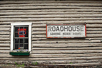 Roadhouse inn and restaurant, Talkeetna, AK, Alaska