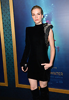 Sylvia Hoeks at the Los Angeles premiere of &quot;The Shape of Water&quot; at the Academy of Motion Picture Arts &amp; Sciences, Beverly Hills, USA 15 Nov. 2017<br /> Picture: Paul Smith/Featureflash/SilverHub 0208 004 5359 sales@silverhubmedia.com