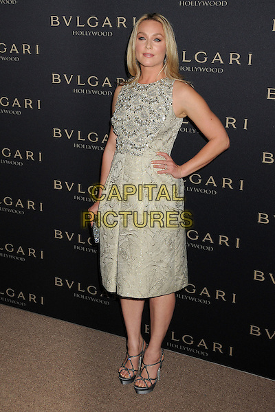 LOS ANGELES, CA - FEBRUARY 25 - Elisabeth Rohm. BVLGARI &quot;Decades of Glamour&quot; Oscar Party held at Soho House on 25th February 2014.<br /> CAP/ADM/BP<br /> &copy;Byron Purvis/AdMedia/Capital Pictures