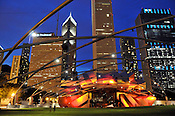 Pritzker Pavilion, Chicago 2011. Ernie Mastroianni photo