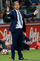 Frank De Boer Inter allenatore coach OK<br /> Milano 18-09-2016 Stadio Giuseppe Meazza - Football Calcio Serie A Inter - Juventus. Foto Giuseppe Celeste / Insidefoto