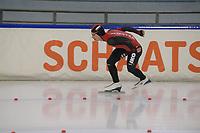 SCHAATSEN: HEERENVEEN, 05-10-2019, IJsstadion Thialf, KNSB trainingswedstrijd, Jorien ter Mors, ©foto Martin de Jong