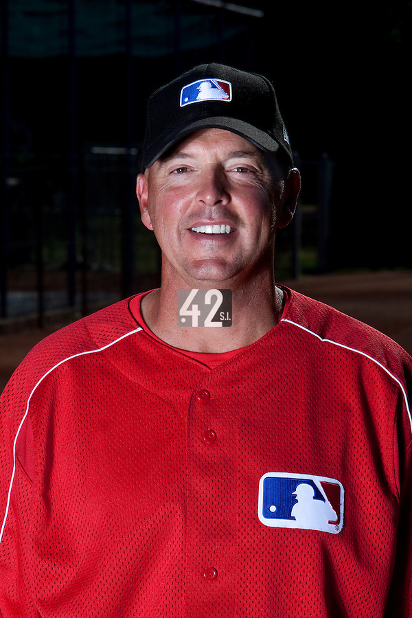 Baseball - MLB European Academy - Tirrenia (Italy) - 20/08/2009 - Wally Joyner