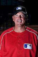 Baseball - MLB European Academy - Tirrenia (Italy) - 20/08/2009 - Wally Joyner
