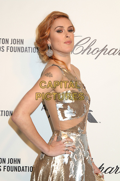 WEST HOLLYWOOD, CA - MARCH 2: Rumor Willis attending the 22nd Annual Elton John AIDS Foundation Academy Awards Viewing/After Party in West Hollywood, California on March 2nd, 2014.  <br /> CAP/MPI/mpi99<br /> &copy;mpi99/MediaPunch/Capital Pictures