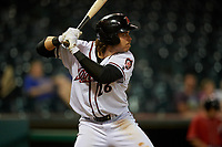 Richmond Flying Squirrels Jonah Arenado (26) at bat during an Eastern League game against the Binghamton Rumble Ponies on May 29, 2019 at The Diamond in Richmond, Virginia.  Binghamton defeated Richmond 9-5 in ten innings.  (Mike Janes/Four Seam Images)
