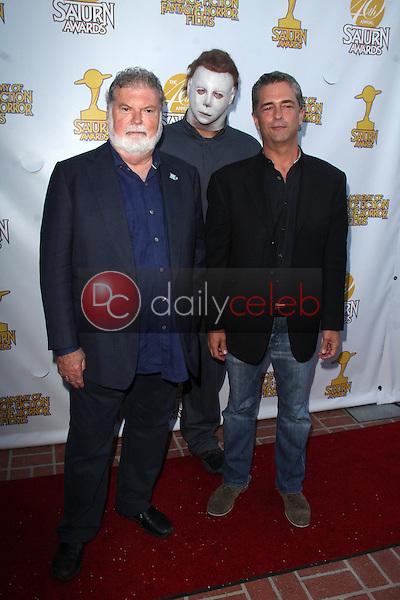 Malek Akkad, Dean Cundey<br /> at the 40th Annual Saturn Awards, The Castaway, Burbank, CA 06-26-14<br /> David Edwards/Dailyceleb.com 818-249-4998