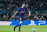 Sergio Busquets Burgos of FC Barcelona in action during the UEFA Champions League 2017-18 match between FC Barcelona and Sporting CP at Camp Nou on 05 December 2017 in Barcelona, Spain. Photo by Vicens Gimenez / Power Sport Images