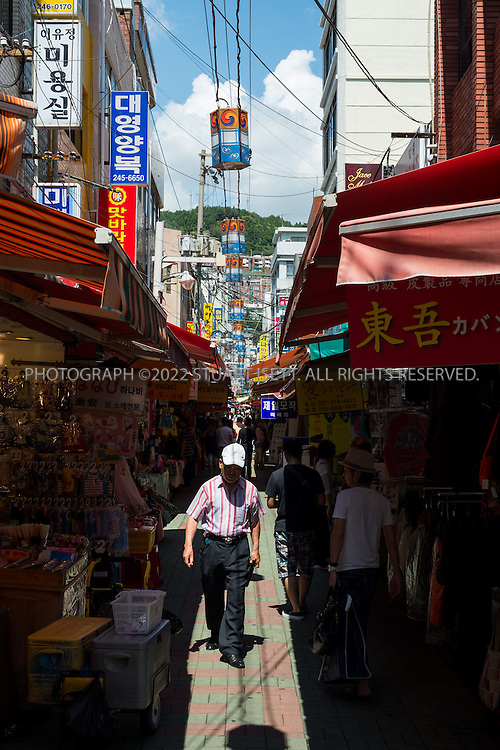 9/2/2013--Busan, South Korea<br /> <br /> Gukje market in Busan (Pusan).<br /> <br /> Photograph by Stuart Isett
