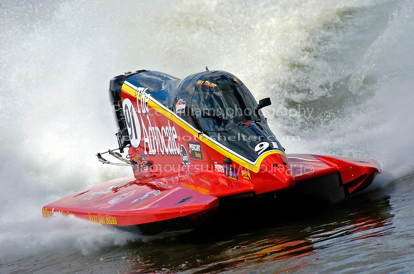 Max Toler (#91)   (Formula 1/F1/Champ class)