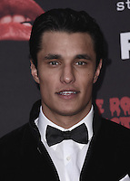 "WEST HOLLYWOOD, CA - OCTOBER 13, 2016:  Staz Nair at the red carpet premiere of Fox's ""The Rock Horror Picture Show: Lets Do the Time Warp Again"" at The Roxy on October 13, 2016 in West Hollywood, California. Credit: mpi991/MediaPunch"