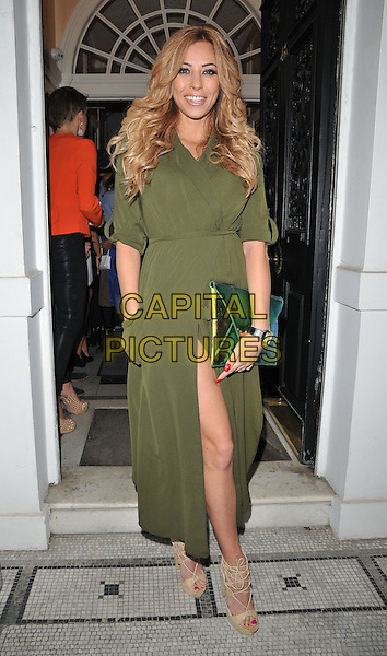 Pascal Craymer attends the &quot;Perfect Eyelashes: The Ultimate Guideto Lash Extensions&quot; book launch party, Skin Associates, Wimpole Street, London, England, UK, on Thursday 26 November 2015.<br /> CAP/CAN<br /> &copy;CAN/Capital Pictures