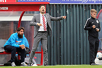Woking manager Anthony Limbrick during Woking vs Dagenham & Redbridge, Vanarama National League Football at The Laithwaite Community Stadium on 7th October 2017