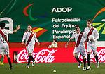 Madrid (03/03/2012).-Campo de Futbol de Vallecas..Liga BBVA..Rayo Vallecano-Real Racing Club..Diego Costa, tamudo, Piti, Michu...©Alex Cid-Fuentes.......