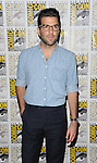 Zachary Quinto arriving at the Hitman: Agent 47 Panel at Comic-Con 2014  at the Hilton Bayfront Hotel in San Diego, Ca. July 25, 2014.