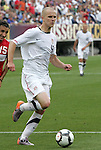 29 May 2010: Michael Bradley (USA). The United States Men's National Team defeated the Turkey Men's National Team 2-1 at Lincoln Financial Field in Philadelphia, Pennsylvania in the final home warm up match to the 2010 FIFA World Cup in South Africa.