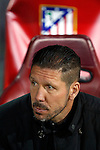 Simeone will be coach from Atletico Madrid until 2020, in the pic: Atletico de Madrid¥s Diego Pablo Simeone during the UEFA Champions League round of 16 second leg match between Atletico de Madrid and Bayer 04 Leverkusen at Vicente Calderon stadium in Madrid, Spain. March 17, 2015. (ALTERPHOTOS/Victor Blanco)