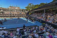 12th January 2020, Auckland, New Zealand;  General view of presentation at the 2020 Women's ASB Classic at the ASB Tennis Centre, Auckland, New Zealand. 12 January 2020.
