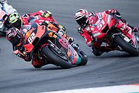 MotoGP race of Valencia 2019 at  Ricardo Tormo circuit on November 17, 2019.<br /> MIKA KALLIO