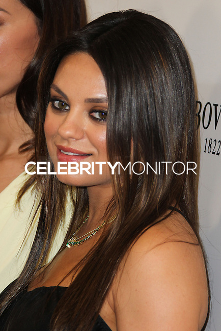 HOLLYWOOD, LOS ANGELES, CA, USA - JUNE 09: Actress Mila Kunis arrives at the Los Angeles Premiere Of Sony Pictures Classics' 'Third Person' held at the Linwood Dunn Theater at the Pickford Center for Motion Study - Academy of Motion Picture Arts and Sciences on June 9, 2014 in Hollywood, Los Angeles, California, United States. (Photo by Xavier Collin/Celebrity Monitor)