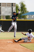 Gabriel Noriega - Seattle Mariners 2009 Instructional League .Photo by:  Bill Mitchell/Four Seam Images..