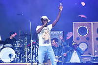 SHEPTON MALLET, ENGLAND - JUNE 30: Lil Nas X performing at Glastonbury Festival, Worthy Farm, Pilton, on June 30, 2019 in Shepton Mallet, England.<br /> CAP/MAR<br /> ©MAR/Capital Pictures