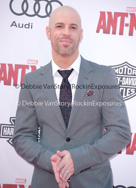 "Chris Daughtry attends The Premiere Of Marvel's ""Ant-Man"" held at The Dolby Theatre  in Hollywood, California on June 29,2015                                                                               © 2015 Hollywood Press Agency"