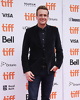 "TORONTO, ONTARIO - SEPTEMBER 06: Jason Segal attends ""The Friend"" premiere during the 2019 Toronto International Film Festival at Princess of Wales Theatre on September 06, 2019 in Toronto, Canada. <br /> CAP/MPI/IS/PICJER<br /> ©PICJER/IS/MPI/Capital Pictures"