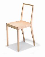Plywood Chair, Jasper Morrison, 1988