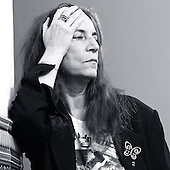 Apr 04, 2012: PATTI SMITH - Photosession in Paris France