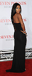 Gabrielle Union at the premiere of Seven Pounds held at Mann Village Theater Westwood, Ca. December 16, 2008