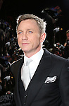 Star Daniel Craig at screening of Quantum of Solace 7 by Tribeca Film Institute Benefit Screening on November 11, 2008 at AMC Lincoln Square, NYC, NY (Photo by Sue Coflin/Max Photos)